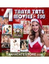 *** Tanya Tate XMAS DVD Package Special ***